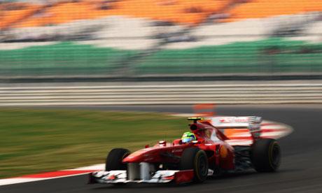 F1-Grand-Prix-Of-India----007