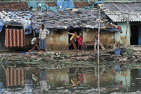allahabad slum