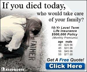 Insurance ad