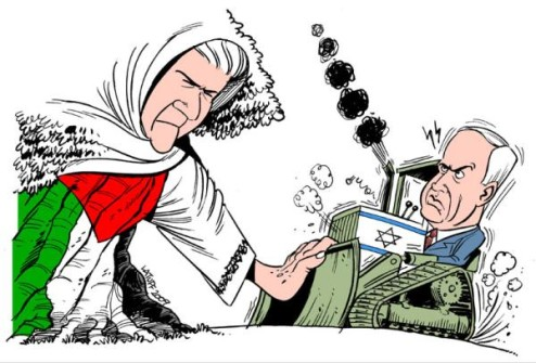 Mother_Palestine__RESISTANCE_by_Latuff2