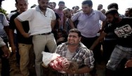New Zionist attacks on Gaza kill 90 more residents