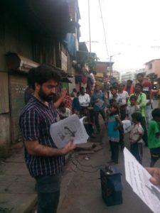 मुम्बई में अभियान