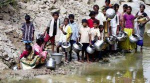 water-scarecity-india